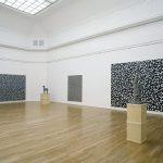 Volker Hildebrandt, BILDSTÖRUNGEN in der Ausstellung PICTORY, Städt. Sammlungen Chemnitz, 1994
