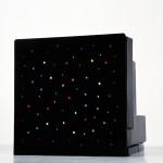 Volker Hildebrandt, Dream Screen, 1993, Stahlblech pulverbeschichtet, 40 x 40 cm, 50 x 50 cm, 60 x 60 cm, unlimitiert