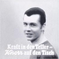 Volker Hildebrandt, Kraft in den Teller, 2005, Acryl auf Leinwand, 150 x 150 cm