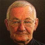 Volker Hildebrandt, Sieber, 2010, Acryl auf Leinwand, 100  x 100 cm, Slg. Sieber München