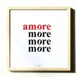 Volker Hildebrandt, amoremore, 2012, Digitaldruck, 30  x  30 cm
