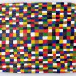 Volker Hildebrandt, ohne Titel, 1984, Acryl auf Karton, 50 x 70 cm