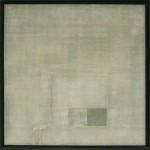 Volker Hildebrandt, ohne Titel (2), 1975-76, Acryl auf Leinwand, 80 x 80  cm