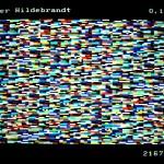 Volker Hildebrandt, Bildstörung Hildebrandt, 1983, BTX (12)