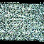 Volker Hildebrandt, Bildstörung Hildebrandt, 1983, BTX (3)