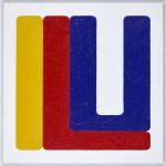 Volker Hildebrandt, Classic ILU, 2011, Acryl auf Leinwand, 60 x 60 cm
