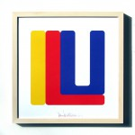 Volker Hildebrandt, Classic ILU, 2012, Digitaldruck, 30 x 30 cm