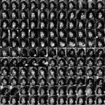 Volker Hildebrandt, Dietrich raucht und telefoniert, 2002, C-Print, 70  x  70 cm