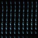 Volker Hildebrandt, Ferry Paris blau, 2005, C-Print, 50  x 50 cm