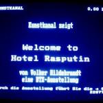 Volker Hildebrandt, Welcome to Hotel Rasputin, 1989, BTX (1)