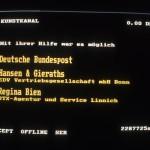 Volker Hildebrandt, Welcome to Hotel Rasputin, 1989, BTX (26)