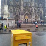 Volker Hildebrandt, love letters only, Köln, Kardinal-Höffner-Platz