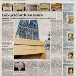 Volker Hildebrandt, love letters only, Kölner Stadt Anzeiger  v. 14.2.15