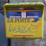 Volker Hildebrandt, love letters only, Paris, Rue Racine