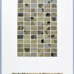 Volker Hildebrandt, Als die Moderne nach Weimar wollte, 31.1.1998, Collage auf Karton, 59,5  x 42 cm