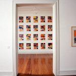 Volker Hildebrandt, Ausstellung Betrachtungen zur Zeit und Bild, Karin Bolz Galerie, Köln, 1992 3