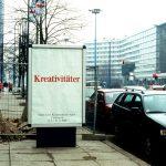 Volker Hildebrandt, PICTORY, Städt. Sammlungen Chemnitz, 1994, Citylights 4