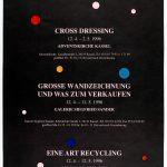 Volker Hildebrandt, Plakat Kassel 1996, 60 x 41 cm