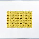 Volker Hildebrandt, ohne Titel, 1988, Wasserfarbe, 30 x 40 cm