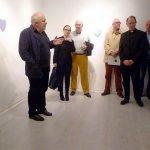 Volker Hildebrandt, HEARTMEET, DD55 Art Gallery, Köln, 2016 8 (Foto Lotte Wolff, Köln)